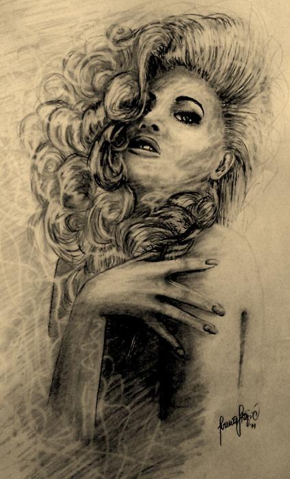 Beyonce by penInna